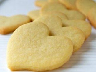 Einfache Vanille Kekse