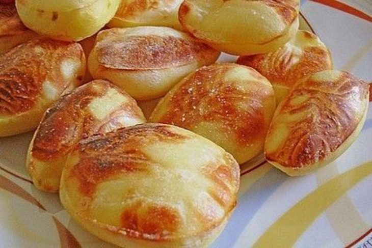 Ballon Kartoffeln